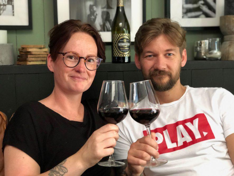 Familie over de Kook en wijn van de maand