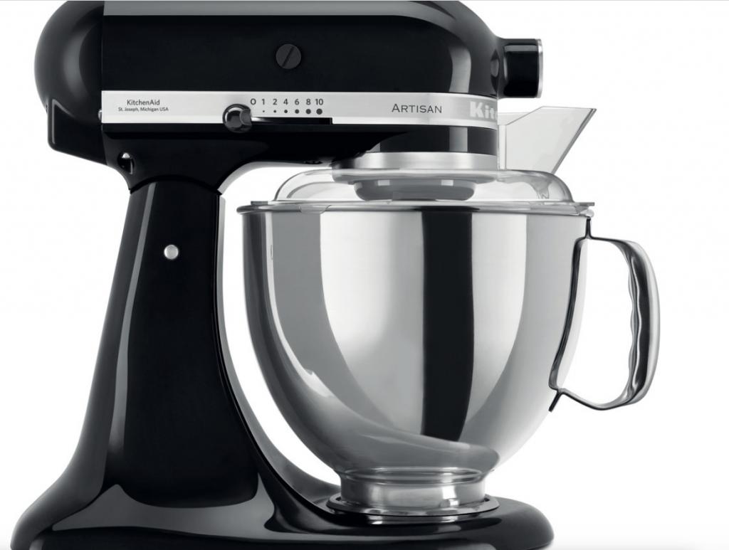 keukenmachine aanschaffen Kitchen Aid mengmachine