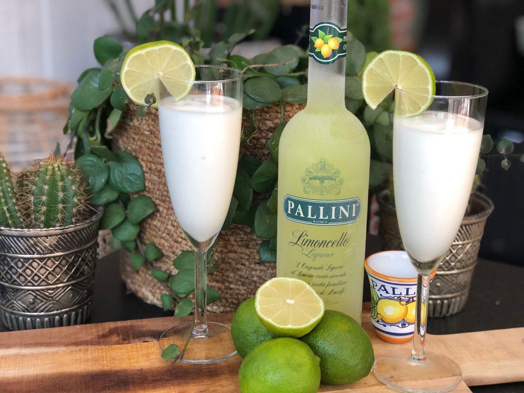 scroppino maken met limoncello