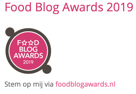 Food Blog Awards 2019