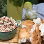 tonijnsalade met zalm