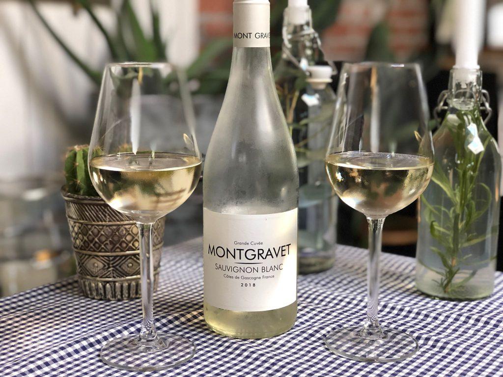 Mongravet Sauvignon Blanc witte wijn