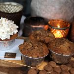 Sinterklaas muffins met kruidnoten