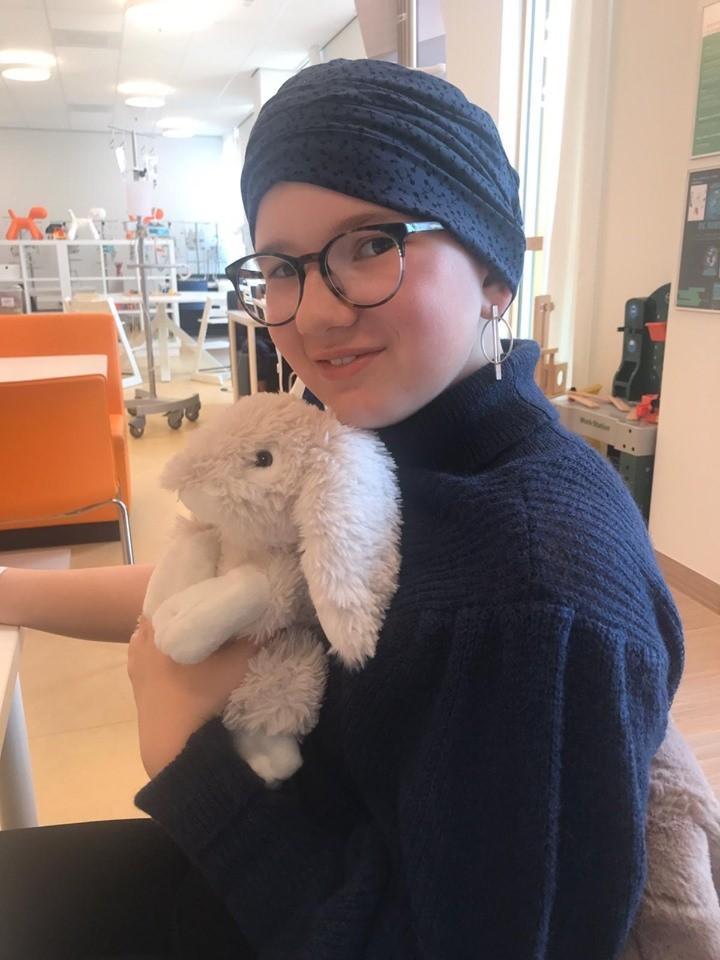 Beaudine Kaldenbach Chemo Hodgkin behandeling, mijn eigen ervaring