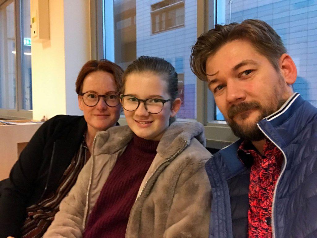Beaudine Kaldenbach onderzoeken Hodgkin lymfeklierkanker