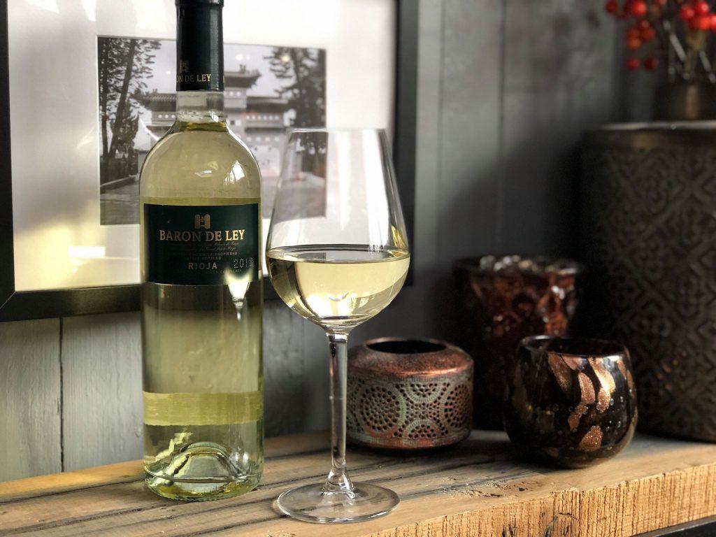 Wijn van de maand november bij De Wijnzaak in Hoofddorp is de Barón de Ley Reserva Blanco