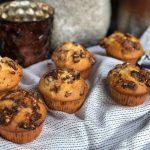 cupcakes gevuld met knoppers