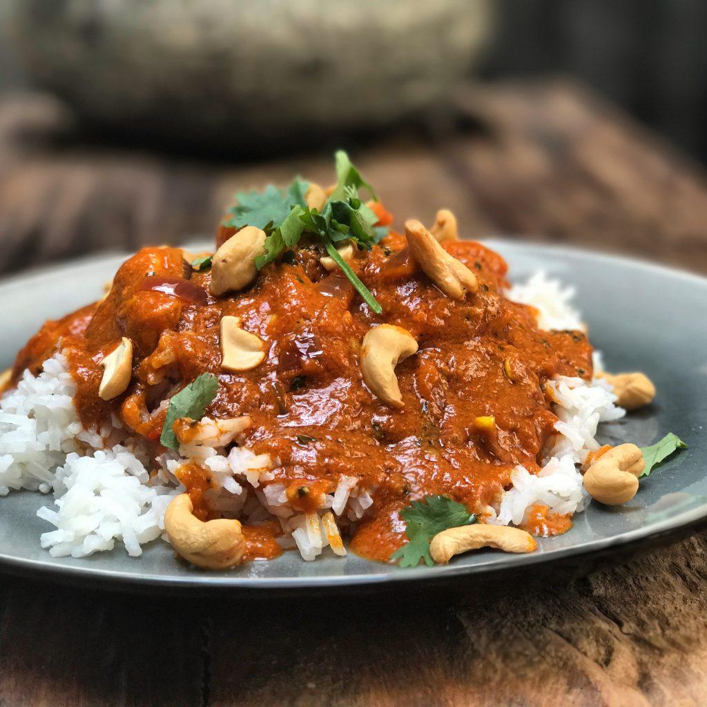 Tikka Masala maken zonder pakjes en zakjes. Makkelijke maaltijd voor het hele gezin.