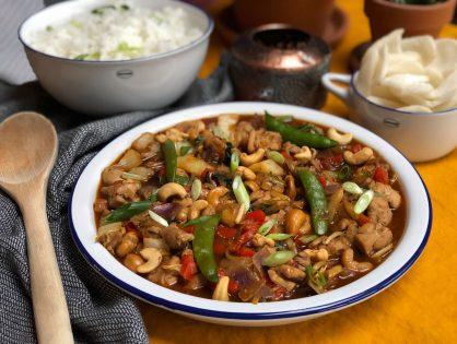 Kip Siam zelf maken a la Knorr wereldgerechten