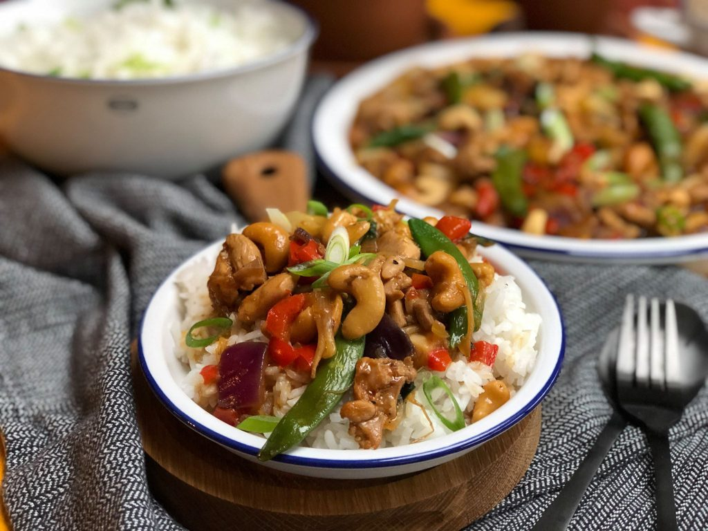 kip siam Knorr Wereldgerechten namaken