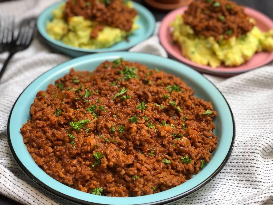 pittig gehakt: heerlijk bij veel gerechten