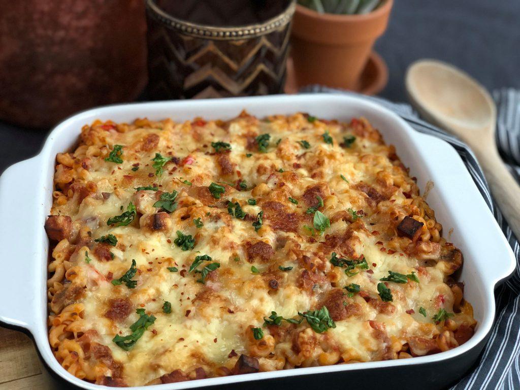 macaroni ovenschotel met smac maken
