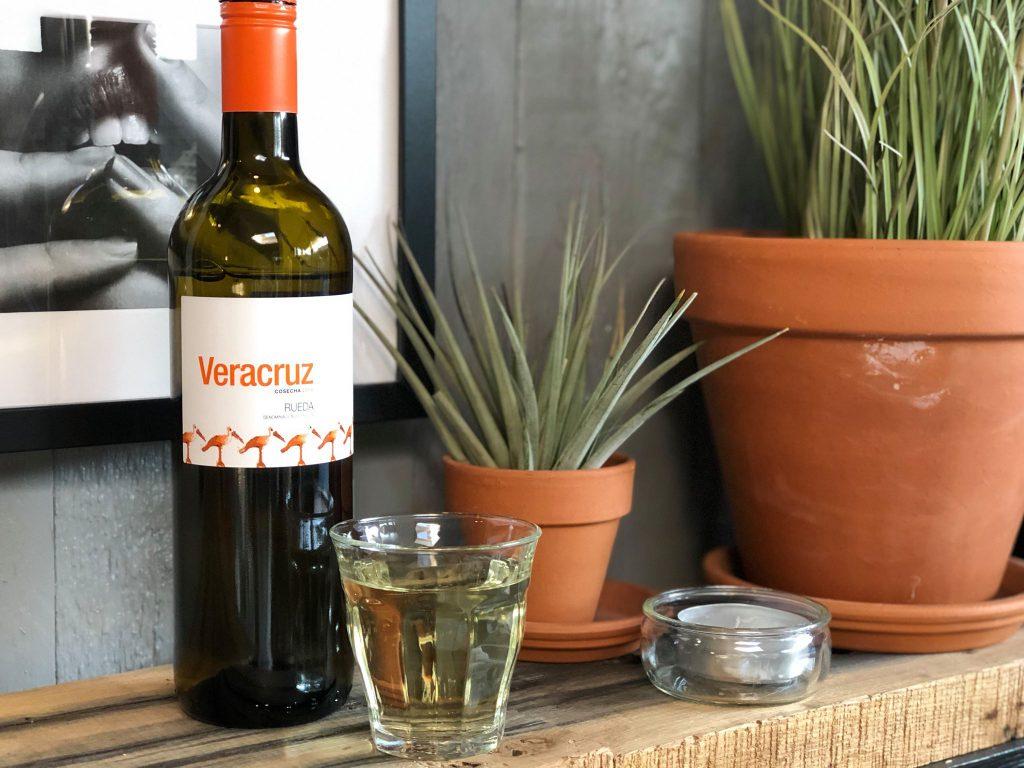 Ermita Veracruz Rueda Verdejo witte wijn