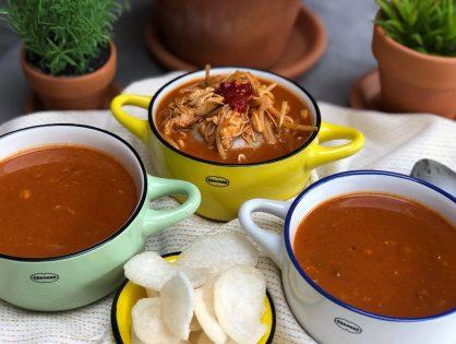 9 simpele en lekkere tomatensoep recepten