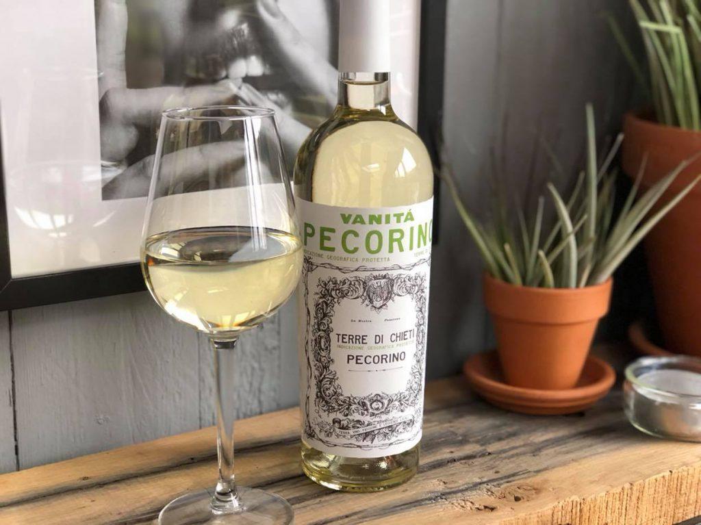 witte wijn vanita pecorino terre di chieti