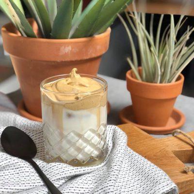 Dalgona koffie zelf maken