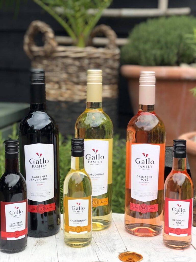 Gallo Family Vineyards wijnen