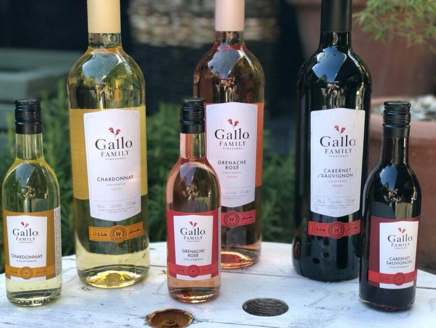 Gallo Family Vineyards wijnen: thuisproeverij