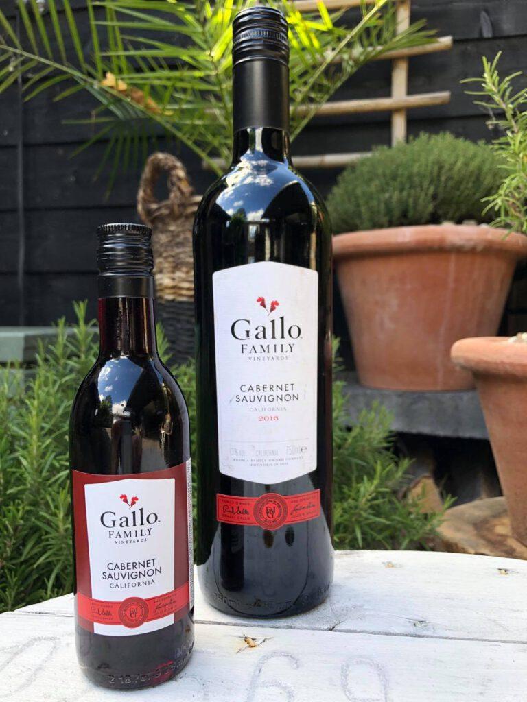 Gallo Cabernet Sauvignon wijn