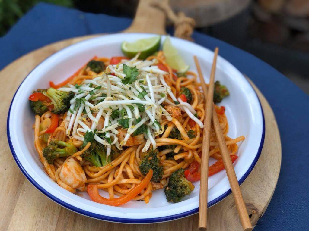 recept Chicken Umami uit de Boerschappen gemaksbox
