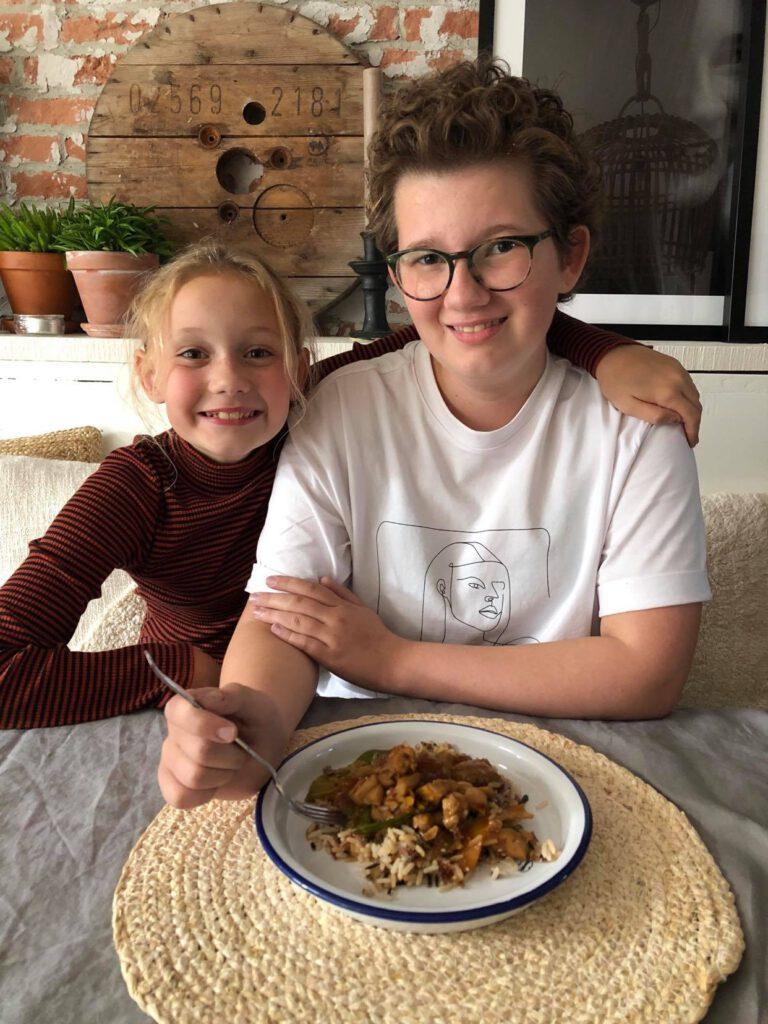 kinderen gezond eten recepten