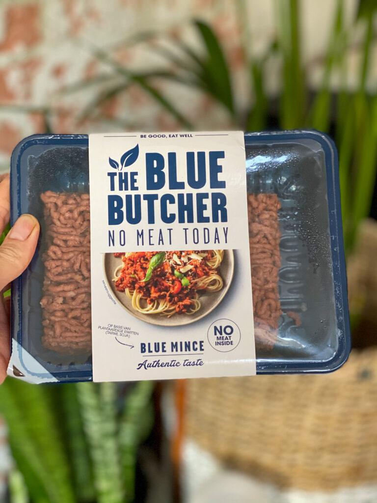 vegetarische gehakt van The Blue Butcher
