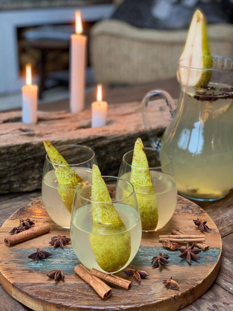 perensiroop limonade winterse limonade met peer