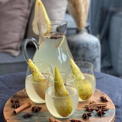 perensiroop limonade van Van de Boom