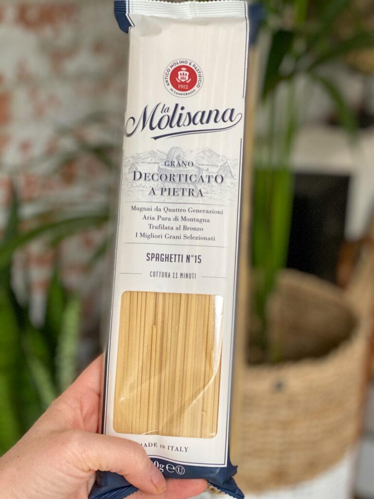 spaghetti van La Molisana