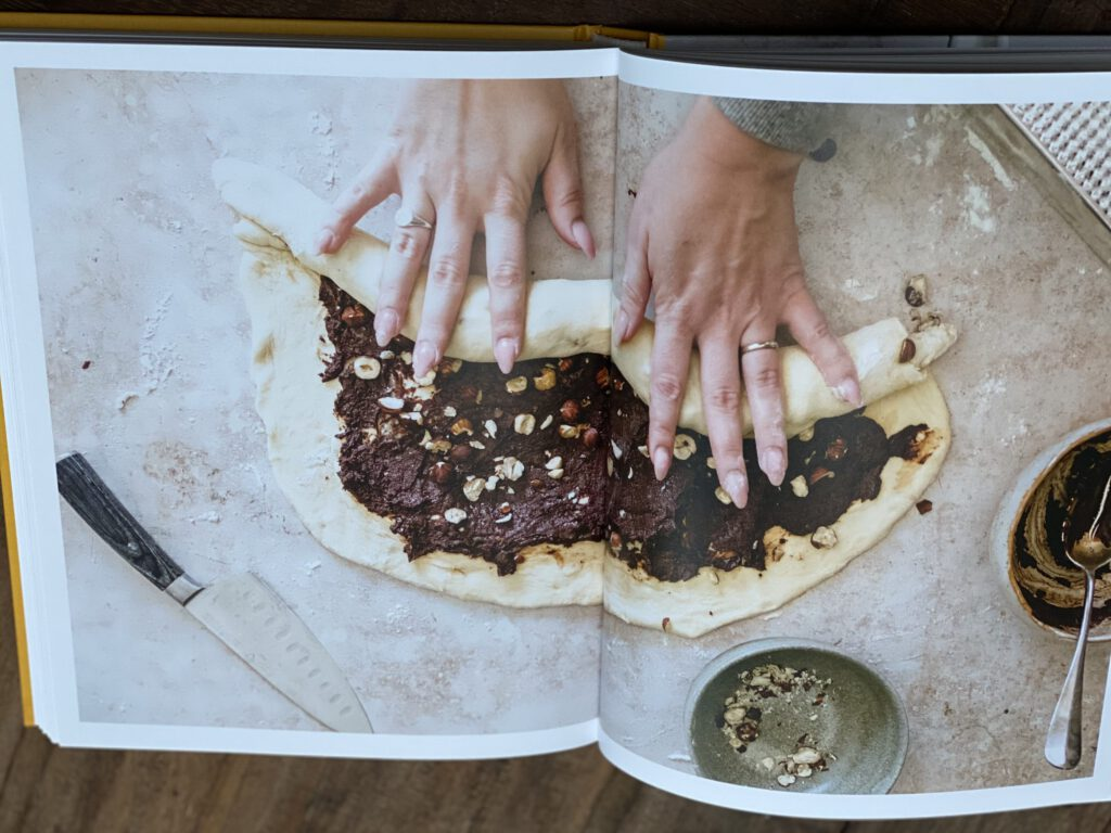 kookboek Vers Deeg