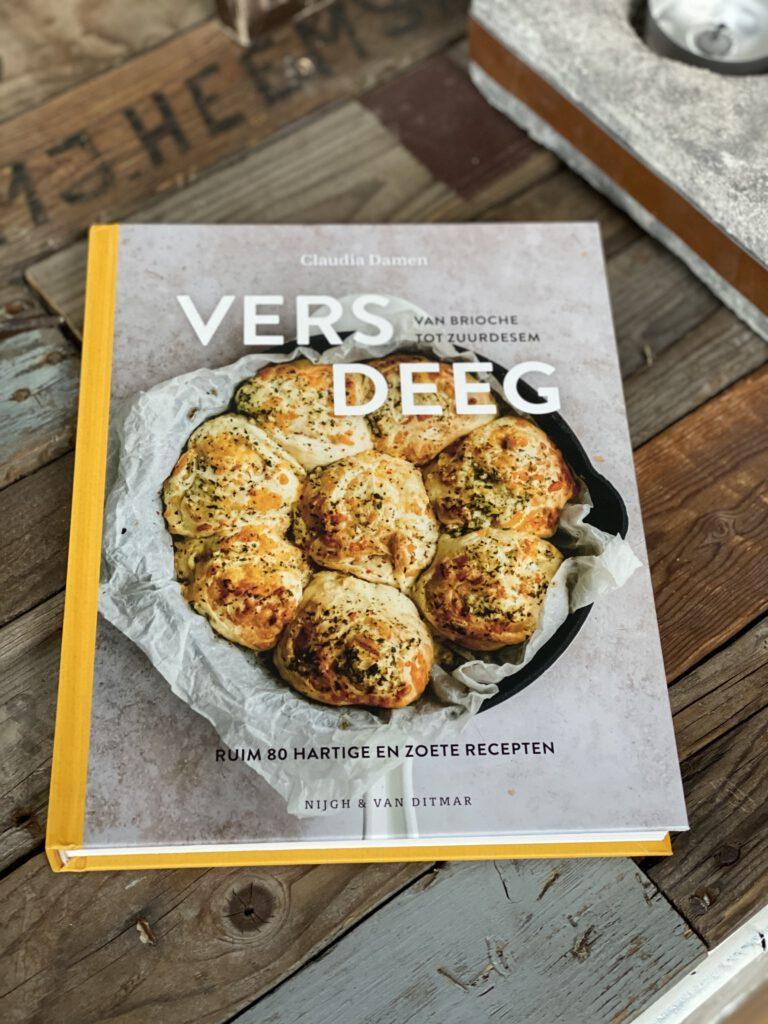 kookboek review Vers Deeg van Claudia Damen
