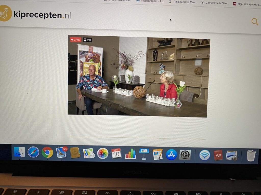 online kip event van Kip in Nederland