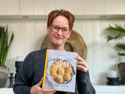 Kookboek review Vers Deeg: 80 heerlijke recepten