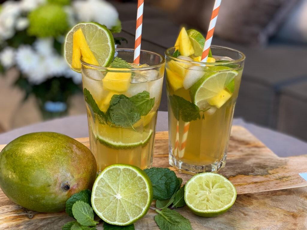 mojito met mango zonder alcohol