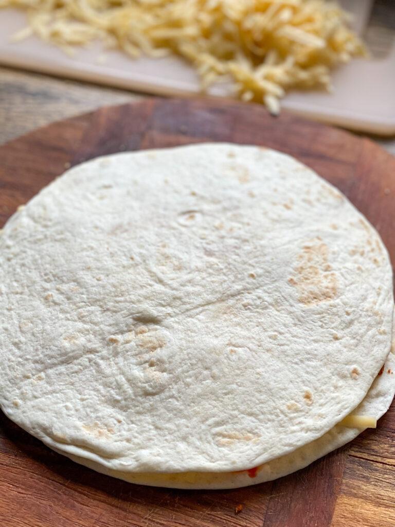 quesadilla's maken