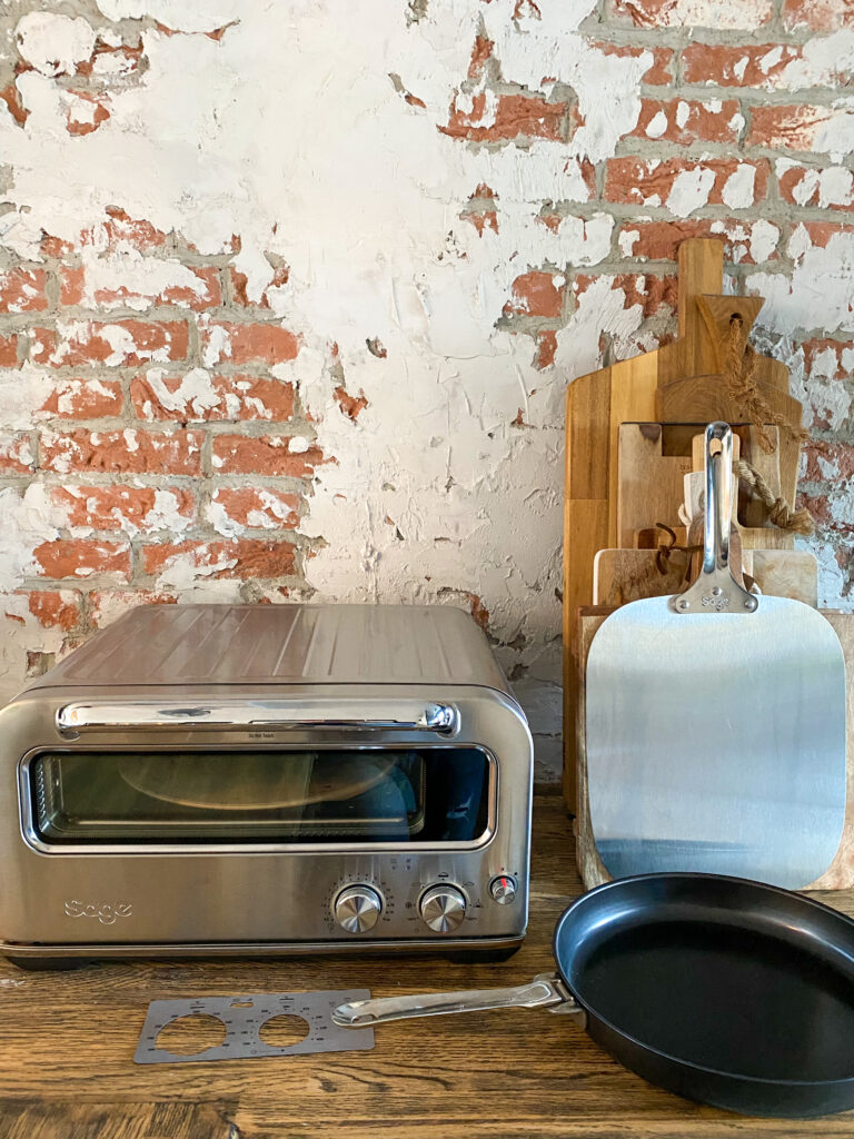 pizzaiolo pizza oven van Sage Appliances