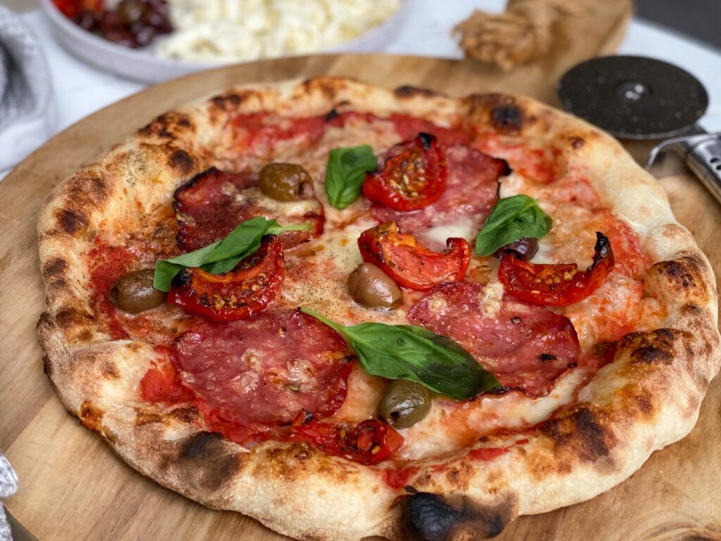 zelf thuis pizza bakken in een pizza oven van Sage Appliances