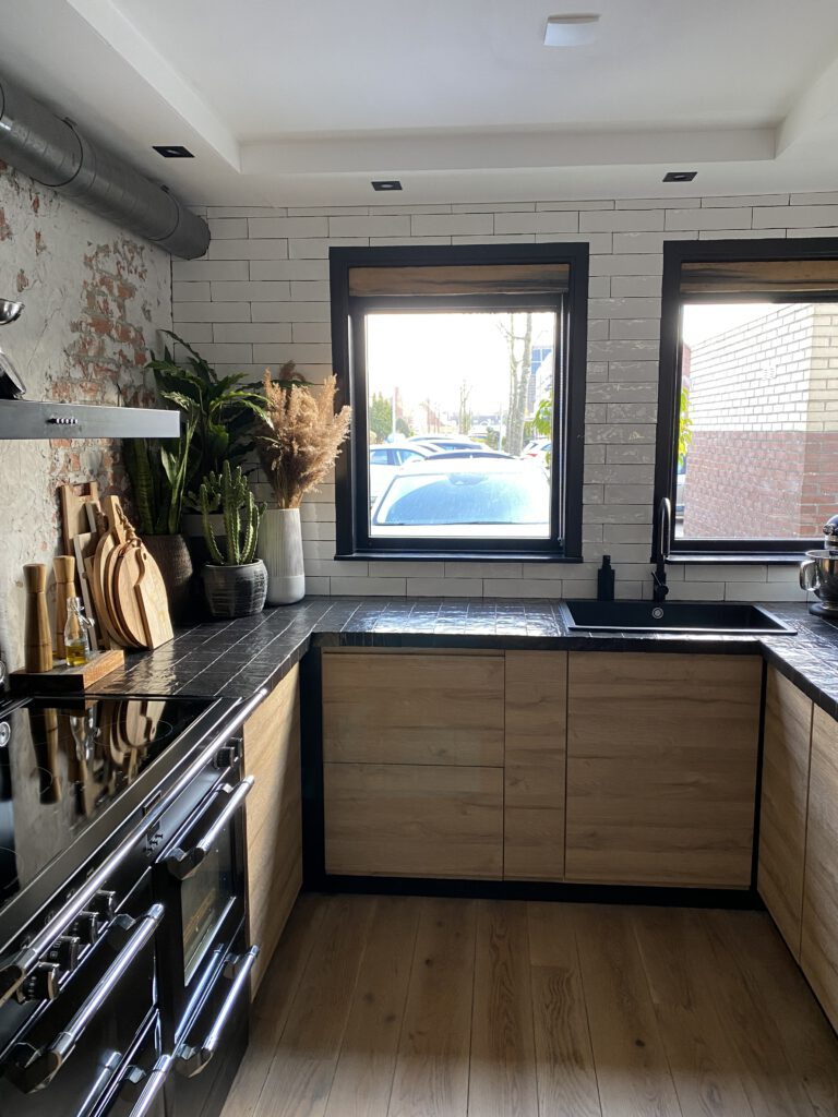 Thuis bij Familie over de Kook nieuwe keuken