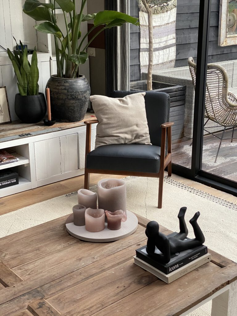 Ikea EKENÄSET fauteuil