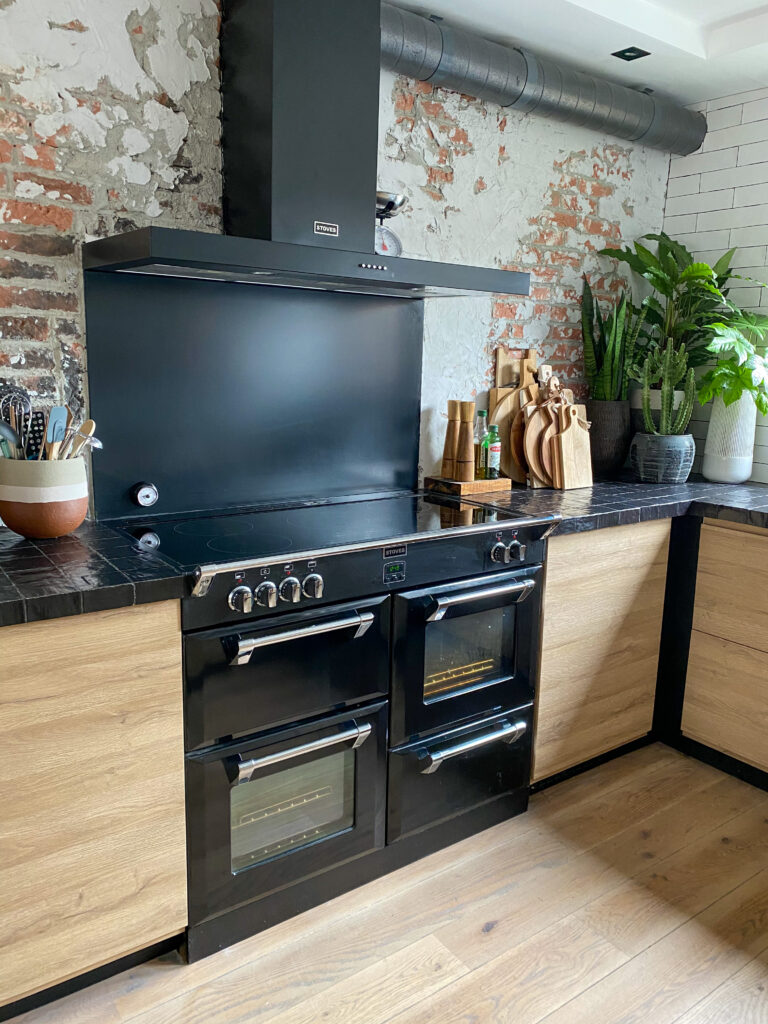stoves inductie fornuis