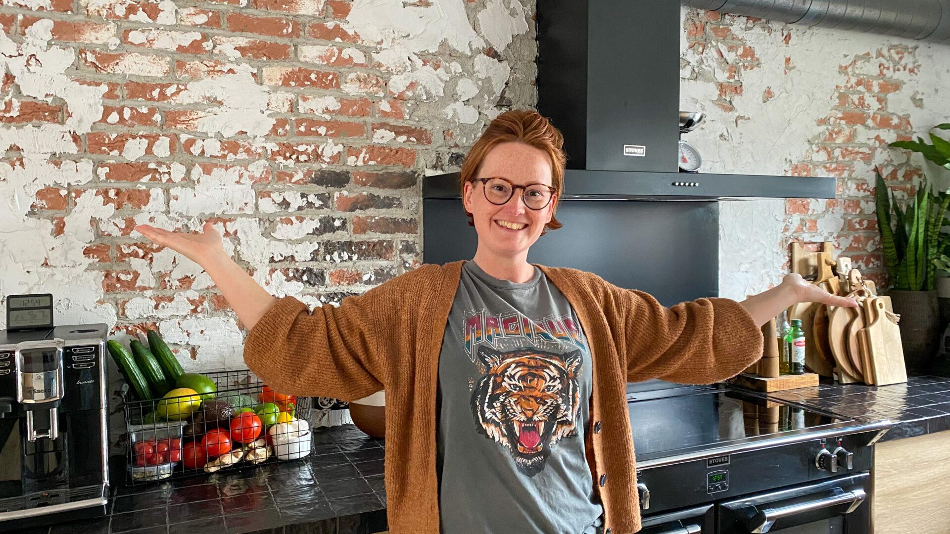 Een kijkje in onze nieuwe keuken