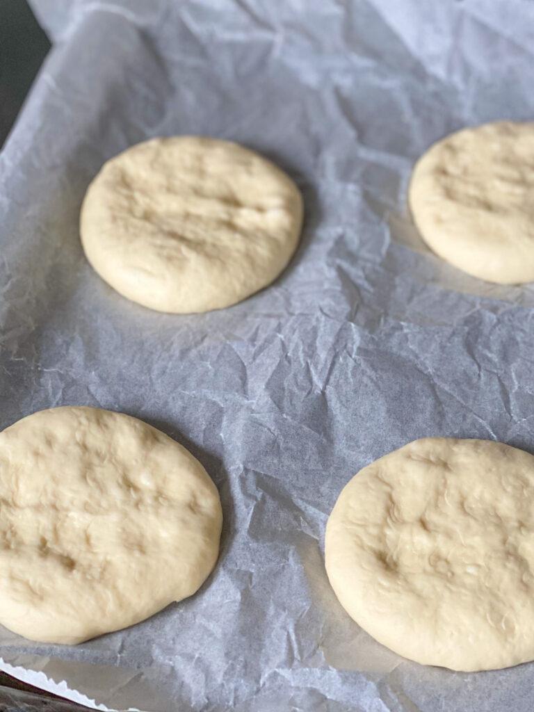 zachte broodjes maken
