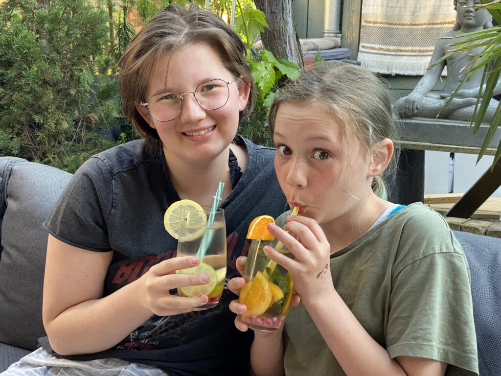 fruitwater 5 variaties