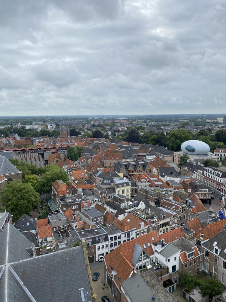 uitzicht Peperbus Zwolle