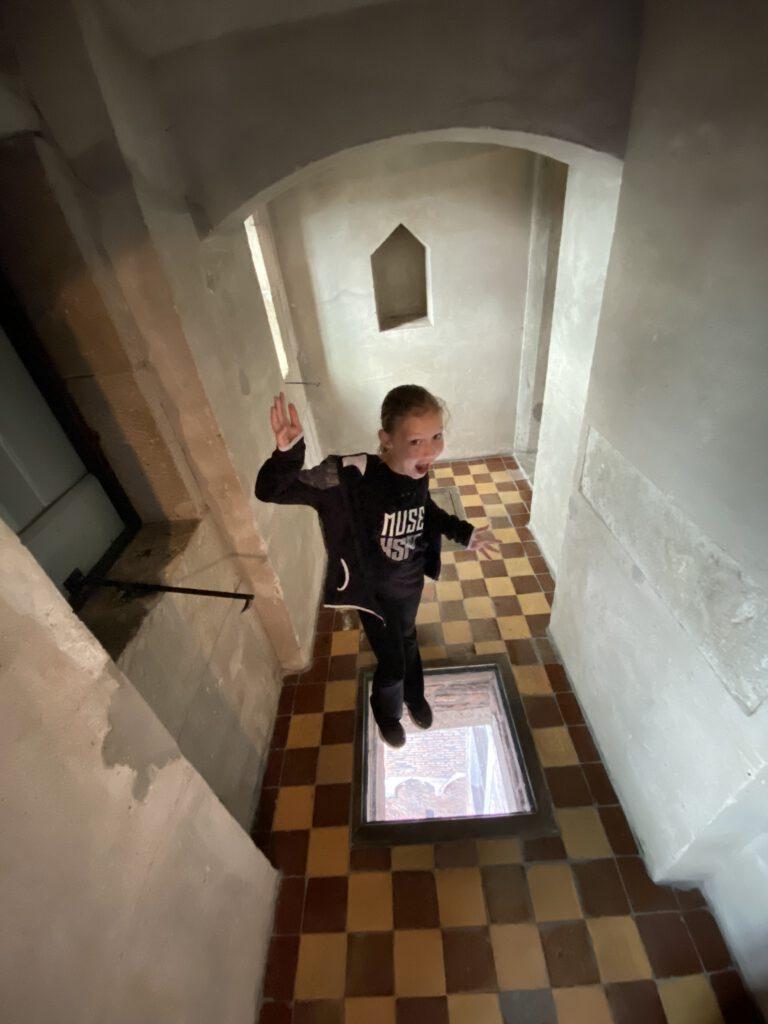 Peperbus Zwolle beklimmen met kinderen