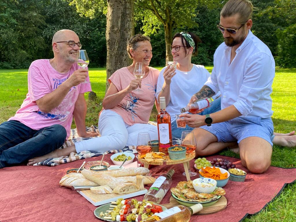 picknicken zonder stress